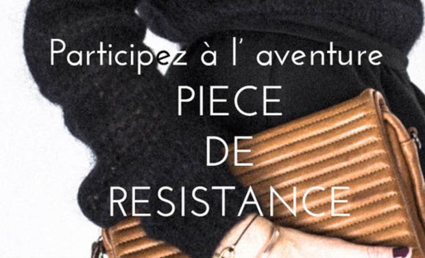 Project visual Piece de Resistance