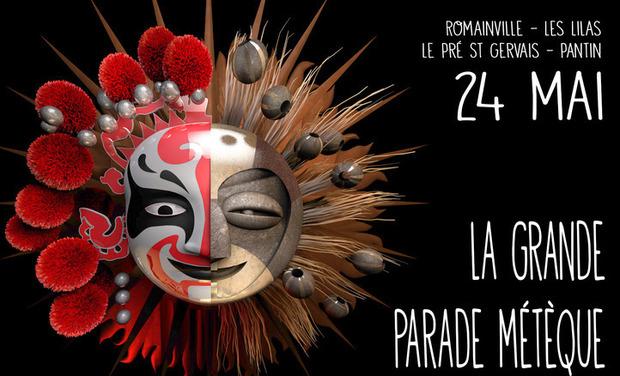 Visueel van project La Grande Parade Métèque