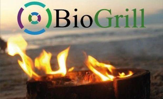 Visueel van project BioGrill