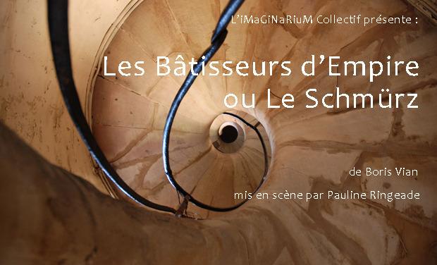 Visuel du projet Les Bâtisseurs d'Empire ou Le Schmürz