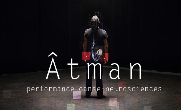 Visuel du projet Âtman, performance danse-neuroscience
