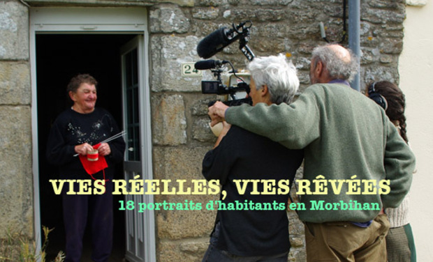 Project visual Vie réelle, vies rêvées