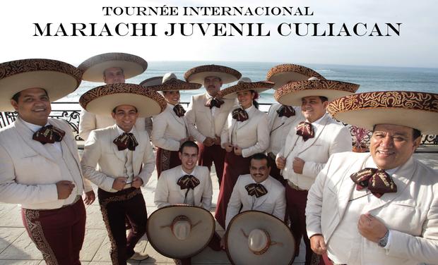 Visuel du projet Tournée Internacional Mariachi Juvenil Culiacan