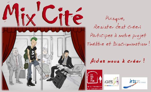 Visuel du projet Mix'Cité
