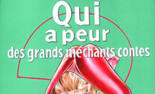 Project visual Qui a peur des grands méchants contes ?