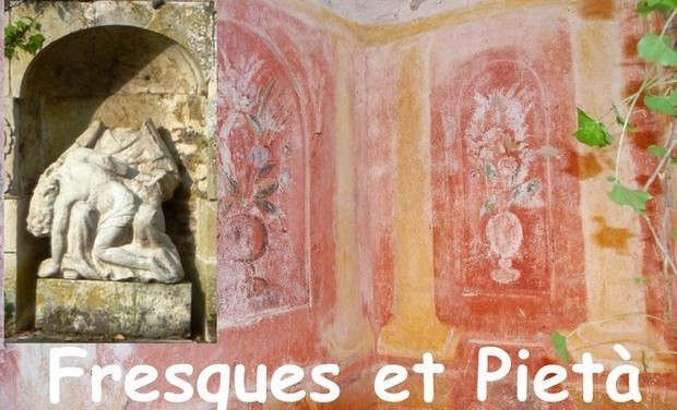 Project visual Fresques et Pietà
