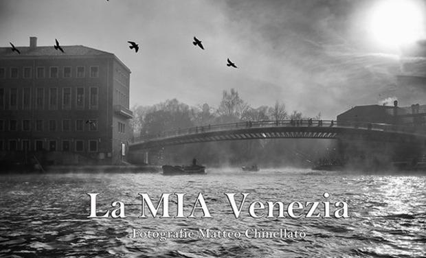 Project visual Venezia: tra il bianco e nero al colore