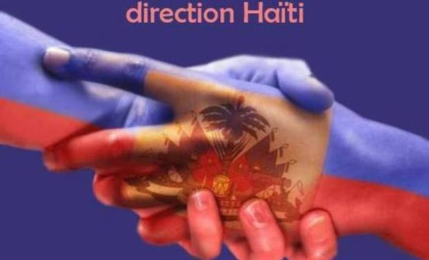 Visueel van project Direction Haiti !