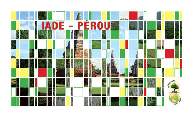Visueel van project IADE - Pérou