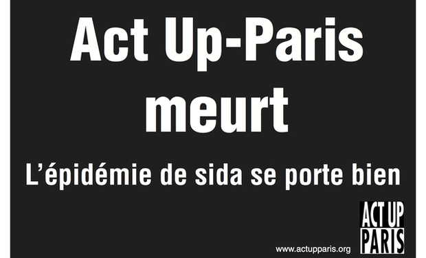 Visuel du projet Act Up-Paris doit vivre