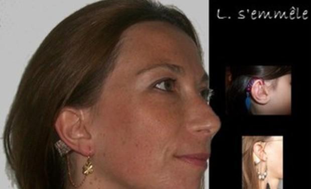 Visuel du projet deaf cuff, le bijou des sourds