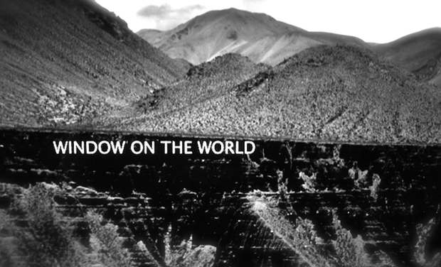 Project visual Window on the world. Photo exhibition