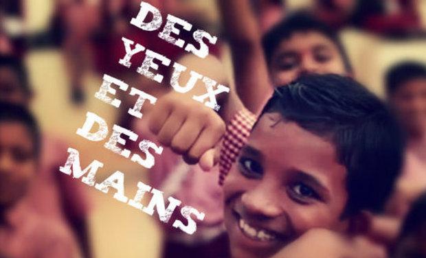Visuel du projet Des Yeux et des Mains