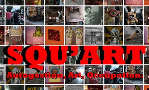 Visuel du projet SQU'ART