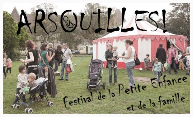 """Project visual festival petite enfance et famille """"Arsouilles!"""""""