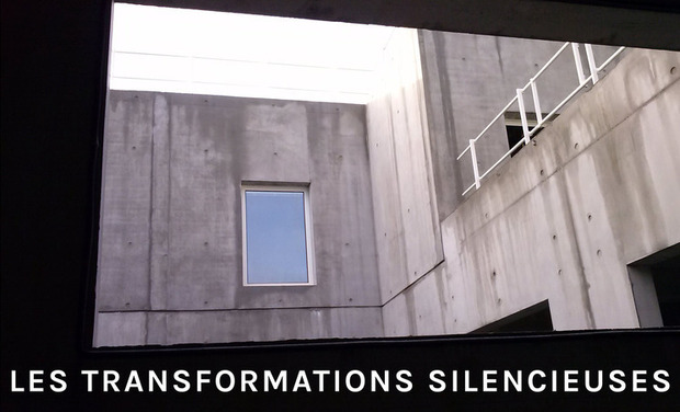 Project visual Les transformations silencieuses