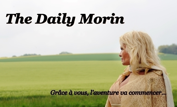 Visueel van project THE DAILY MORIN