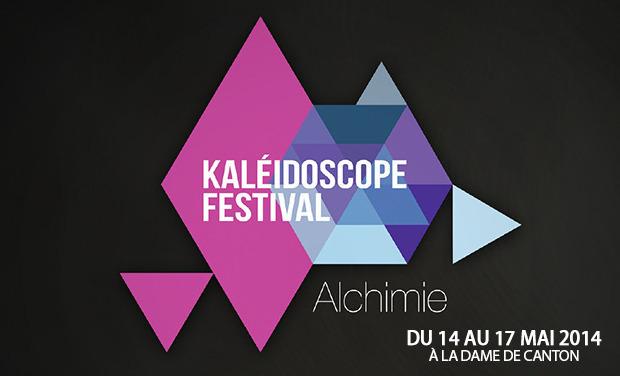 Visuel du projet Kaléidoscope Festival #2 - Alchimie -