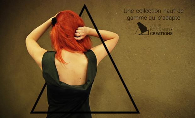 Visuel du projet Julie Bonnard Créations - Une collection haut de gamme qui s'adapte