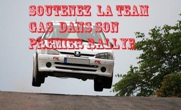 Visuel du projet Soutenez une passion , le sport auto !!!!!