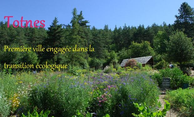 Visuel du projet Totnes, première ville engagée dans la transition écologique
