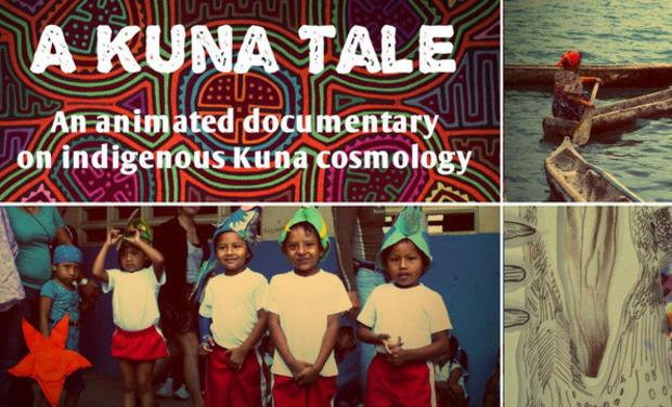 Project visual A Kuna Tale