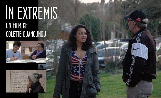 Visuel du projet In extremis, un documentaire de Colette Ouanounou