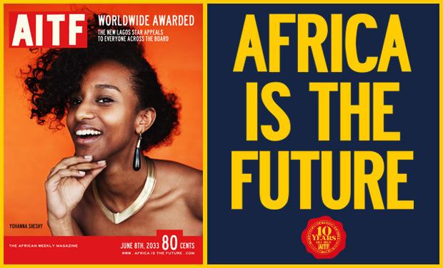 Visueel van project AFRICA IS THE FUTURE