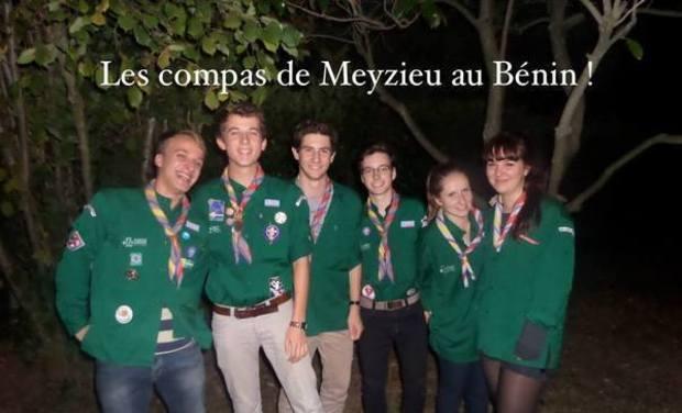 Visueel van project Les compagnons de Meyzieu au Bénin