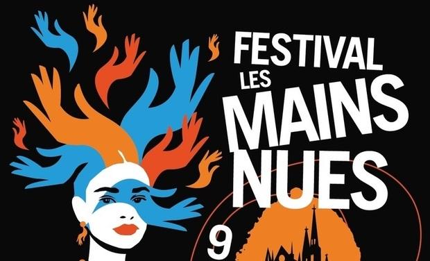 Visuel du projet Festival Les mains nues Mulhouse