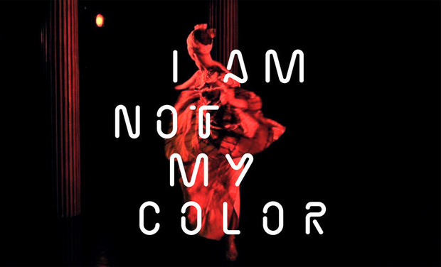 Project visual I am not my Color