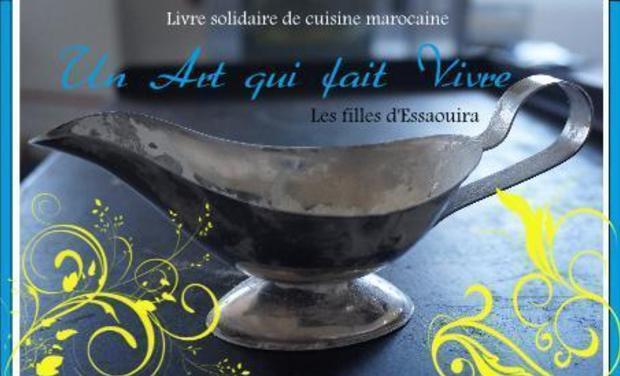 Visuel du projet Un Art qui fait Vivre les Filles d'Essaouira