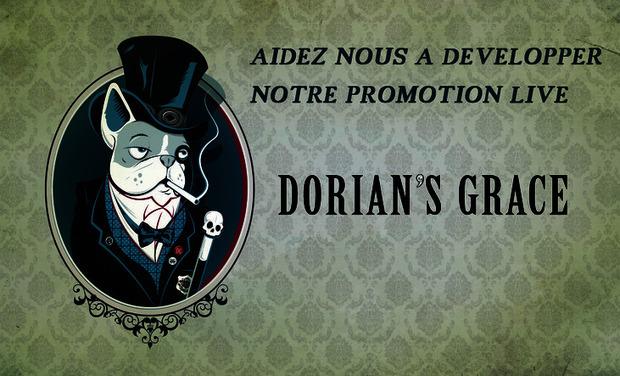 Visuel du projet DORIAN'S GRACE  clip live !