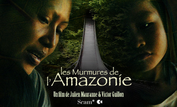 Project visual Les Murmures de l'Amazonie / The Whispers of Amazonia