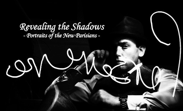 Visuel du projet Revealing the Shadows - Portraits of the New Parisians