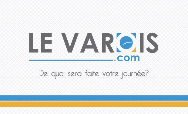 Visueel van project LeVarois.com : Blog d'actualité et de bons plans du Var