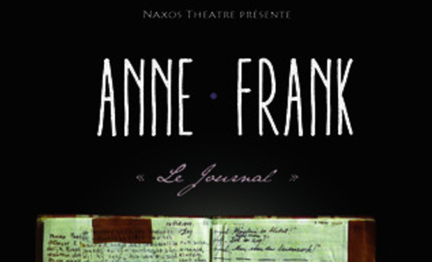 Project visual Anne Frank, le Journal