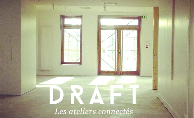 Project visual Atelier de fabrication collaboratif et eshop.