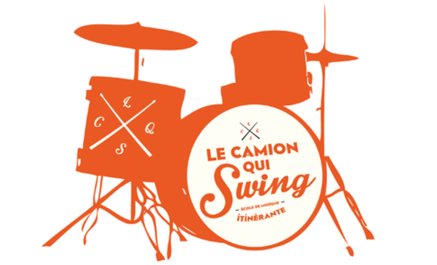 Project visual Le Camion Qui Swing