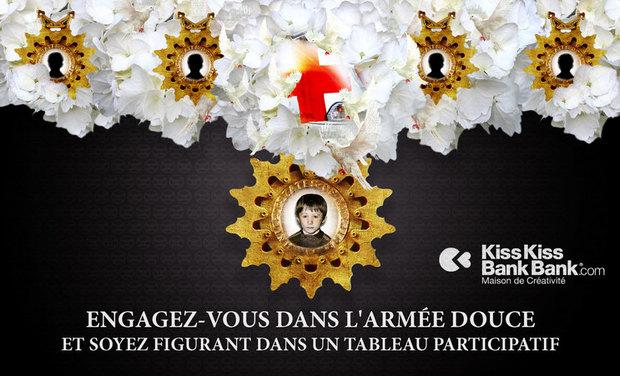 Visueel van project LE TABLEAU participatif … cherche volontaires