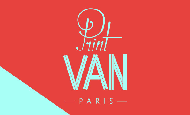 Visueel van project Print Van Paris