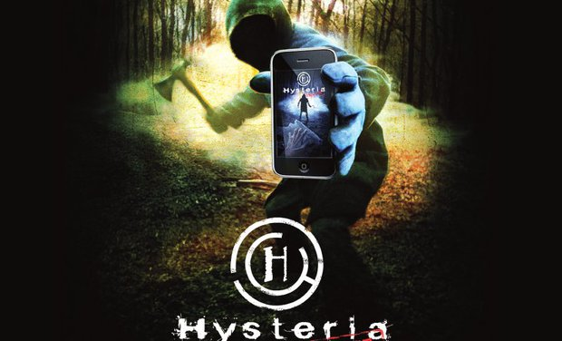 Project visual Hysteria Project 2