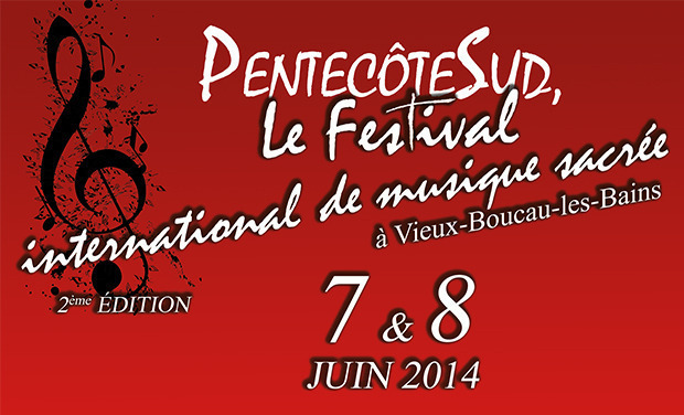 Project visual Festival International de Musique Sacrée