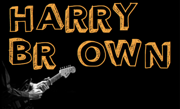 Visuel du projet Enregistrement d'un album solo HARRY BROWN / Solo album recording HARRY BROWN