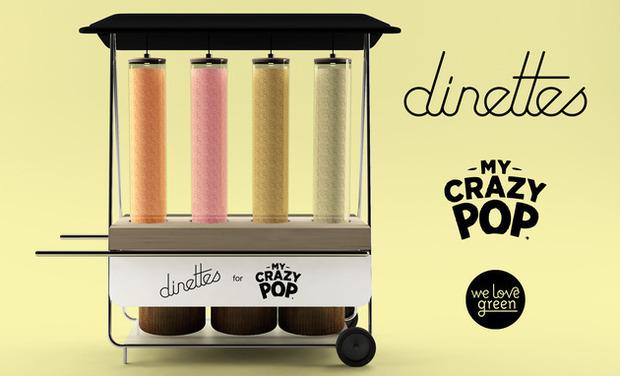 Visuel du projet Dinettes pour MY CRAZY POP