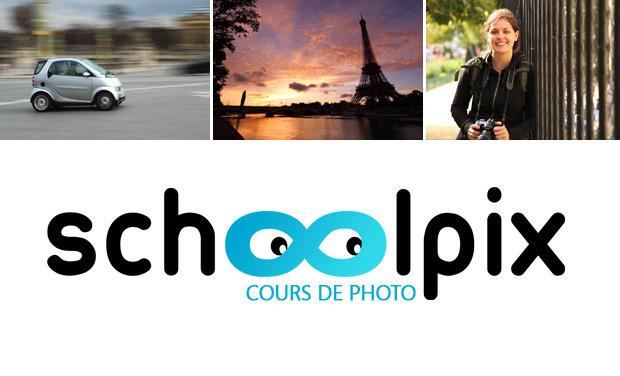 Visuel du projet Cours de photo SchoolPix