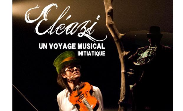 Visuel du projet Eléazi, un voyage musical initiatique