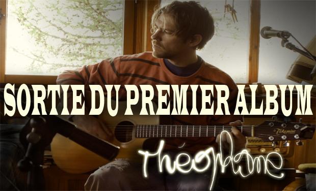 Visuel du projet THÉOPHANE - Sortie du PREMIER ALBUM -