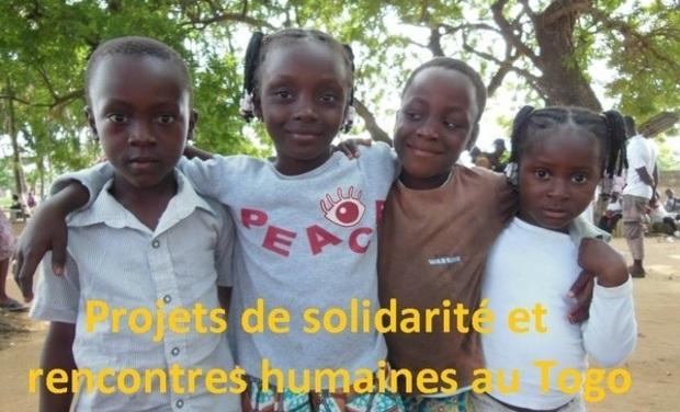Visuel du projet Projets de solidarité et rencontres humaines au Togo