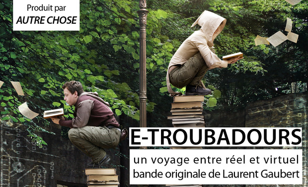 Project visual E-Troubadours